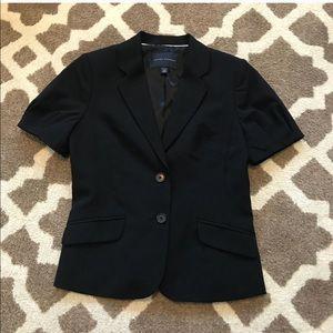 Banana Republic short sleeve blazer (bin:b1)
